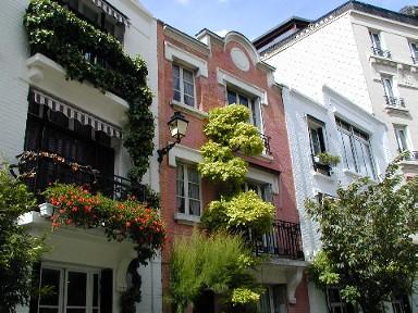 Images et texte sur paris montmartre - Image villa ...